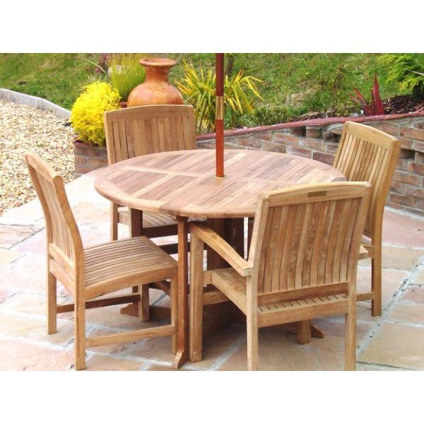 4 seater gateleg marlow teak set the uks no 1 garden furniture store