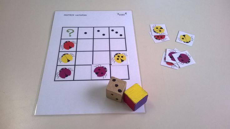 matrix kleuren en hoeveelheden 7-Sprong Kemzeke L4 voor K3