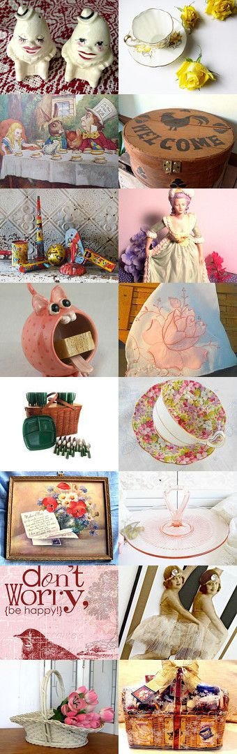 We're Having A Party!  by Betty J. Powell on Etsy--Pinned with TreasuryPin.com