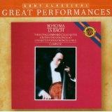 Bach: The 6 Unaccompanied Cello Suites (Audio CD)By Johann Sebastian Bach