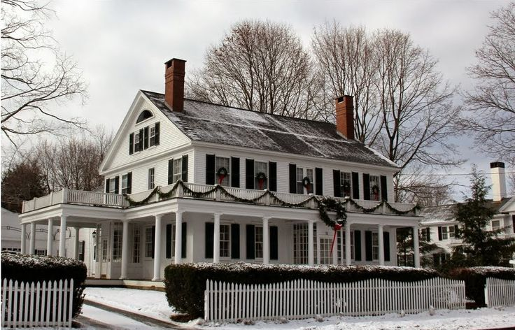 We Saw Homes Like This In Salem Ma Just Gorgeous