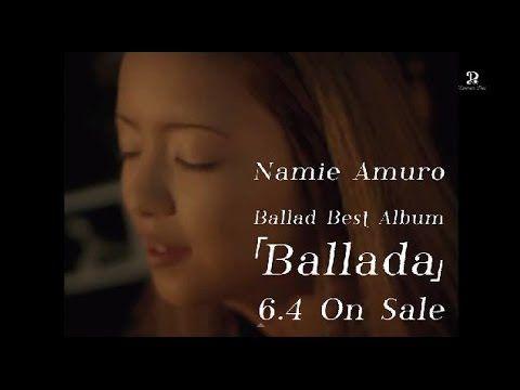 安室奈美恵 / Ballad Best Album 『Ballada』 -TEASER SPOT-