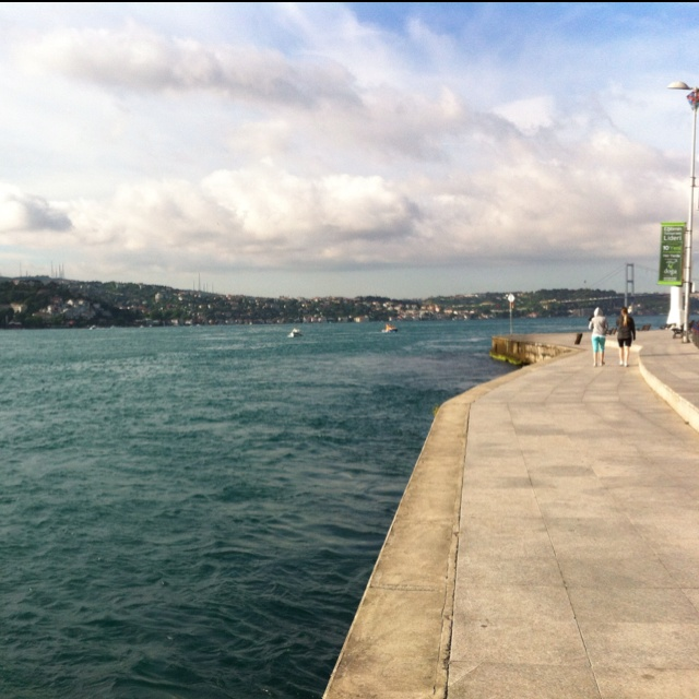 Morning in Bebek/Istanbul