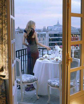 Amour à Paris.
