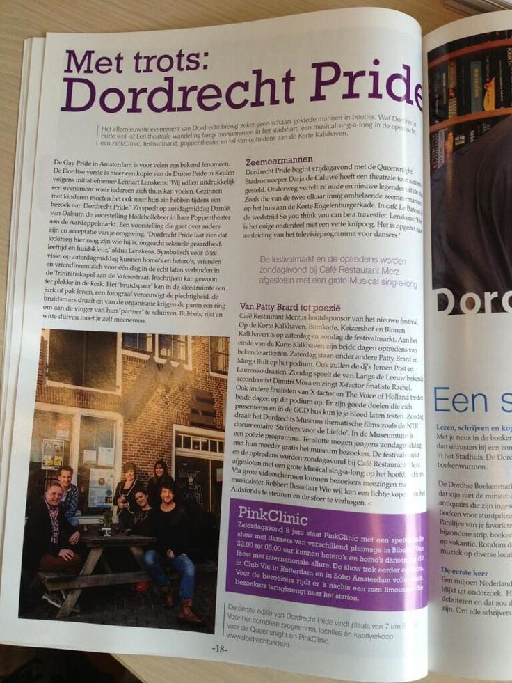 Dordrecht Magazine