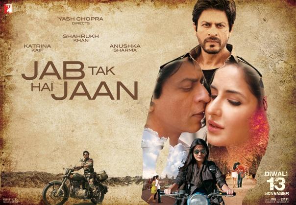 "Coming Soon!!! Can't Wait - ""Jab Tak Hai Jaan"""