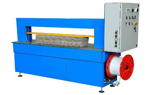 Ship Goods Safely by Packing Them Using #StrappingMachines