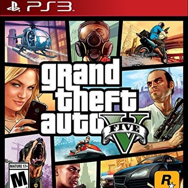 Grand Theft Auto V Playstation 3 In 2020 Grand Theft Auto