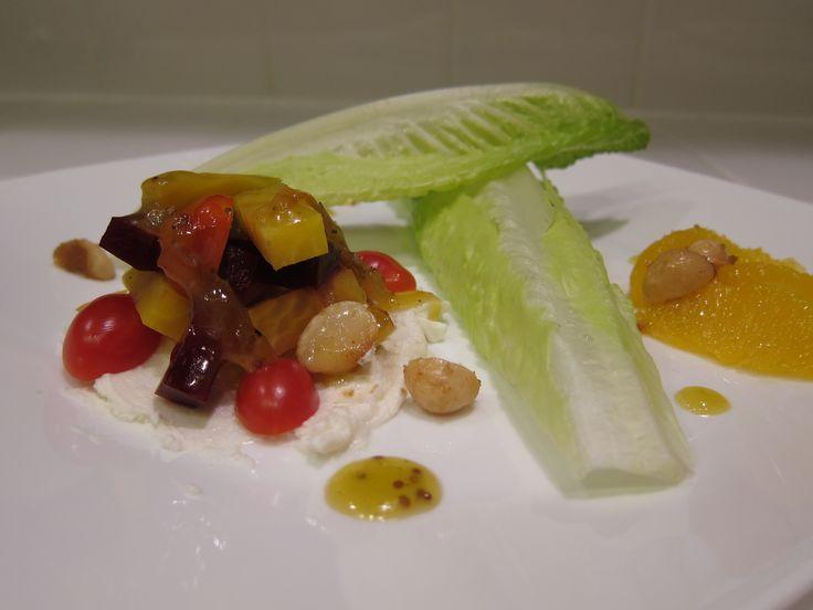 Attempt #1 at beet salad