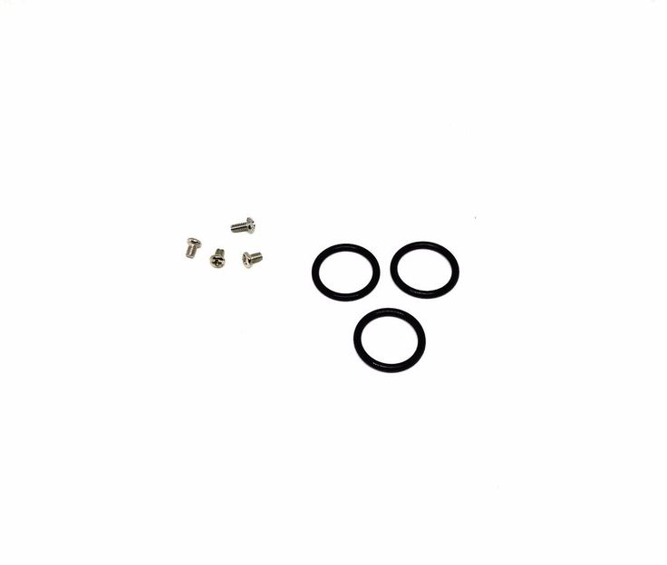 Tobh Atty rda dripper Service Pack  building deck Screws and O-rings #UnbrandedGeneric