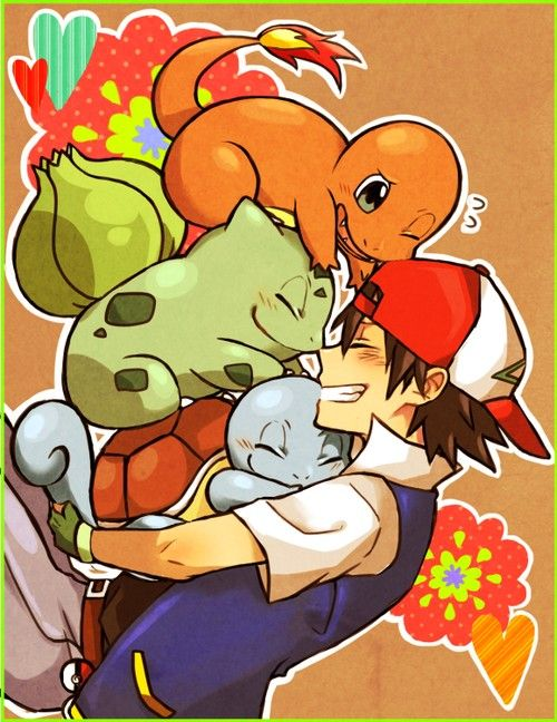 Pokemons Art from pixiv
