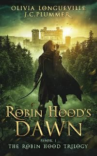 Robin Hood's Dawn (The Robin Hood Trilogy Book 1) designed by Damonza | DDD: A remarkable cover. All elements blend together seamlessly, demonstrating particular attention to detail. ★