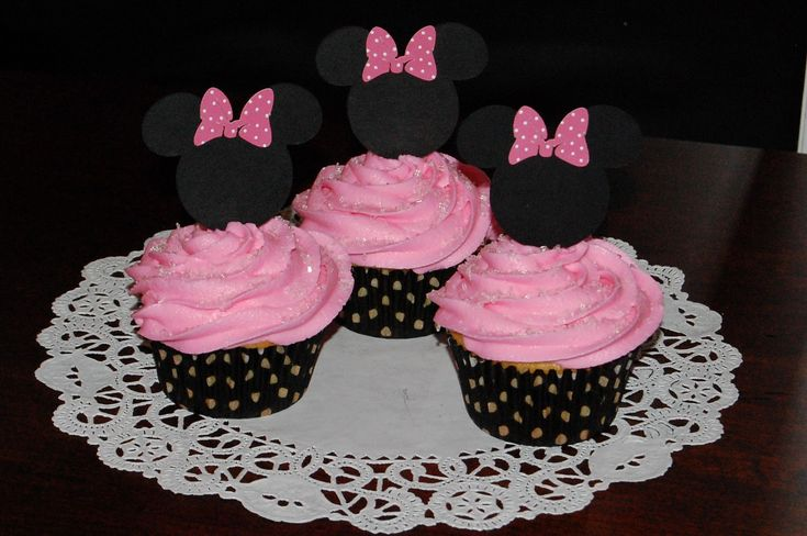 Minnie Cakes Ideas