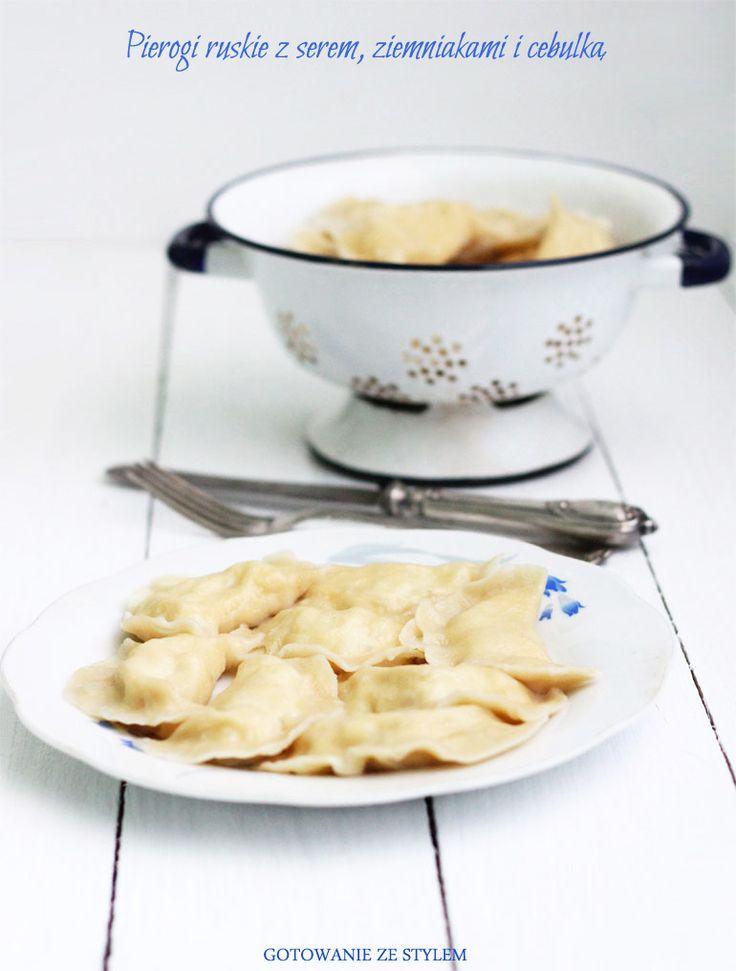 Russian dumplings | Gotowanie ze stylem