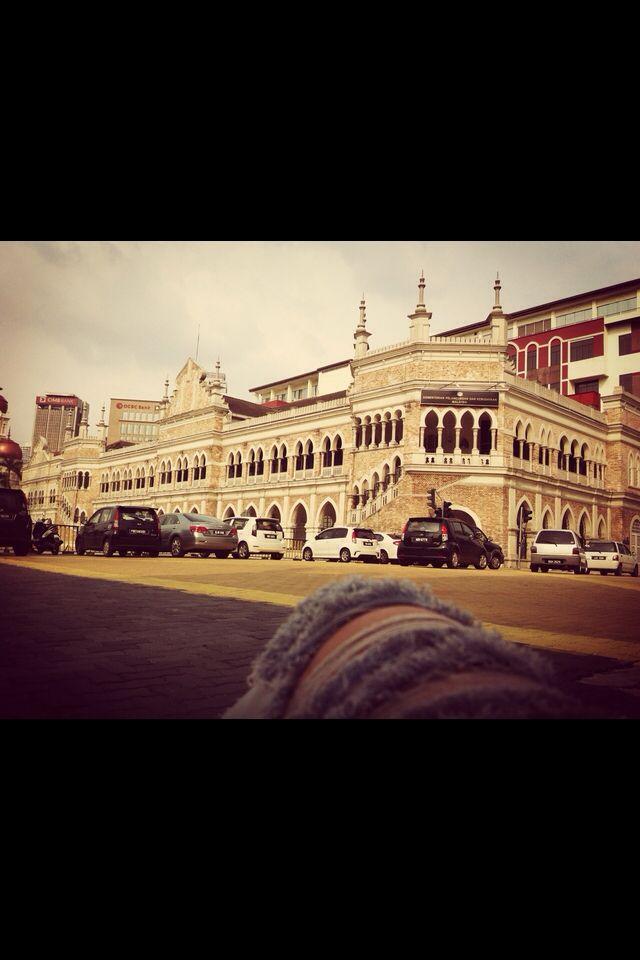Nice afternoon #malaysia