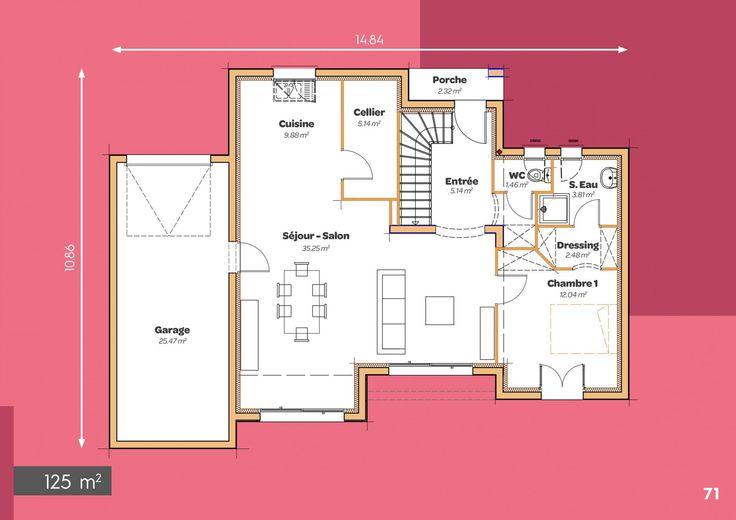 Regency | Maisons Sic en 2020 | Plan maison, Maison, Constructeur de maison individuelle