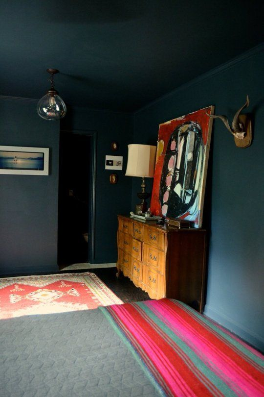 "Paige's ""Mount Etna's Travels"" Room — Room for Color 2014 