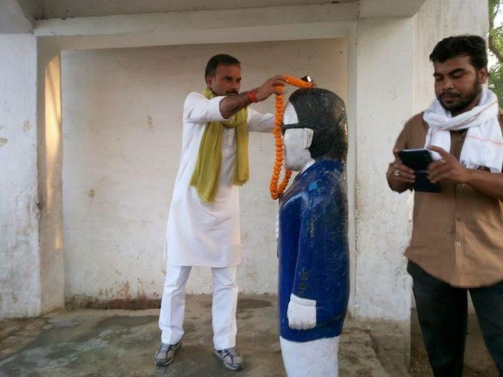 MLA Shri Sushil Singh Jee