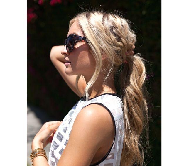 10 makkelijke zomer kapsels
