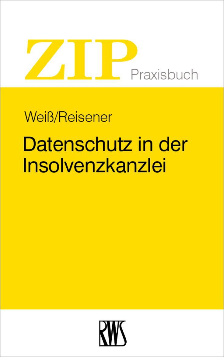 Datenschutz in der Insolvenzkanzlei (eBook)