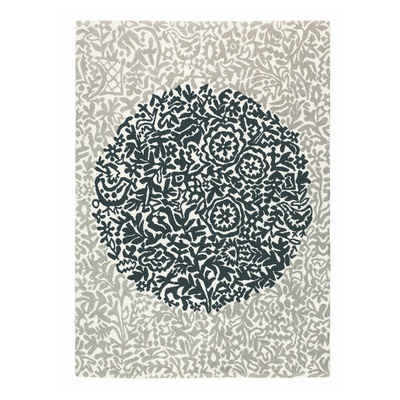 This elegant rug with its versatile pattern will look beautiful in an array of home environments.