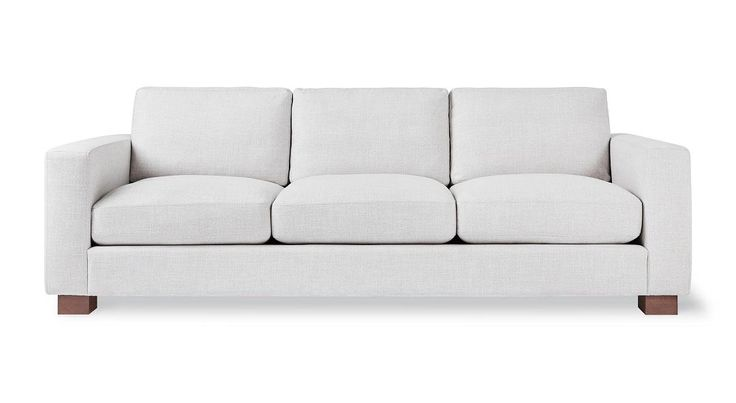 Gus* Parkdale 3 Seater Sofa in Combie Parchment