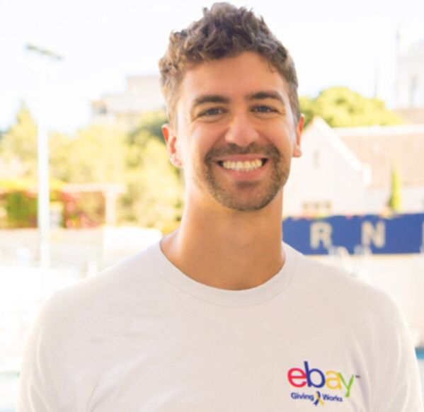 Anthony Ervin, US swimmer