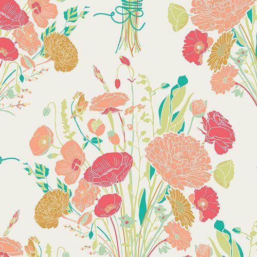Sweet Nostalgia Antique, Reminisce Fabric, Bonnie Christine, Art Gallery Fabrics, 1/2 Yard