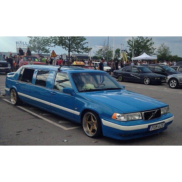 152 Best Images About Volvo Limo On Pinterest