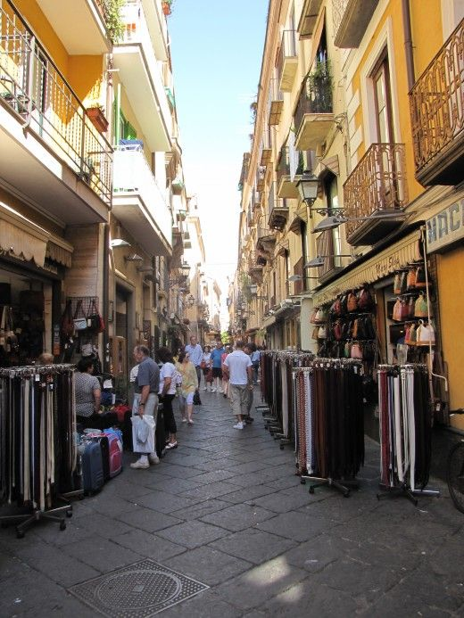 Top 10 Things to do in Sorrento, Italy. Goodness I did them all (in a wk!) apart from the hop on off bus! Although we did walk down to the marina several times( got a local bus back up). And the list doesnt even mention all the great food!