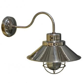 Country Aluminium Wall Sconce. A Block and Chisel Product.