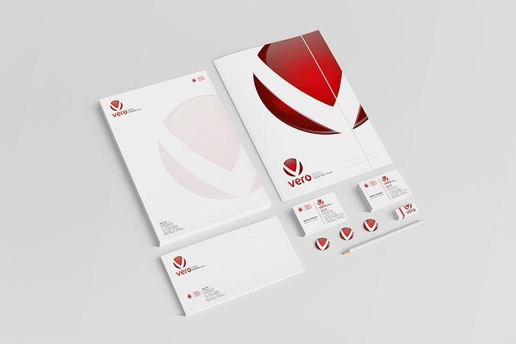 Eccezionale Oltre 25 fantastiche idee su Carta intestata su Pinterest | Design  VV77