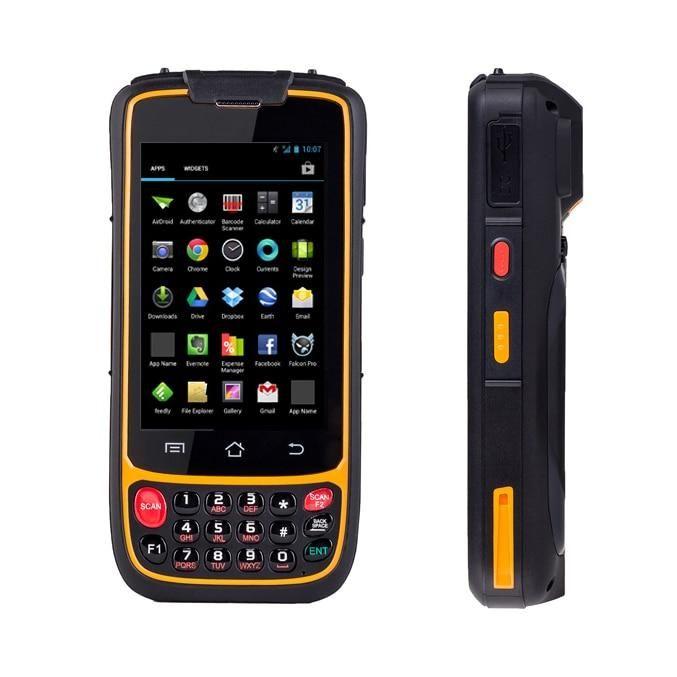 Wireless Handheld Mobile Computer 1D / 2D Barcode Scanner QR