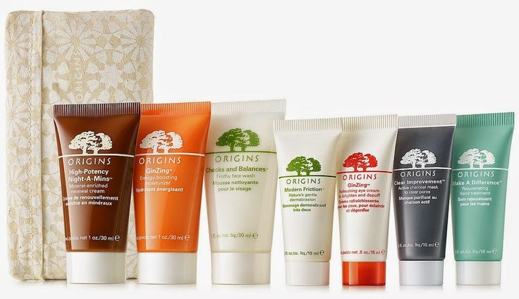 Superstar Minis is a wonderful Origins skincare gift set filled with their best sellers in generously si...