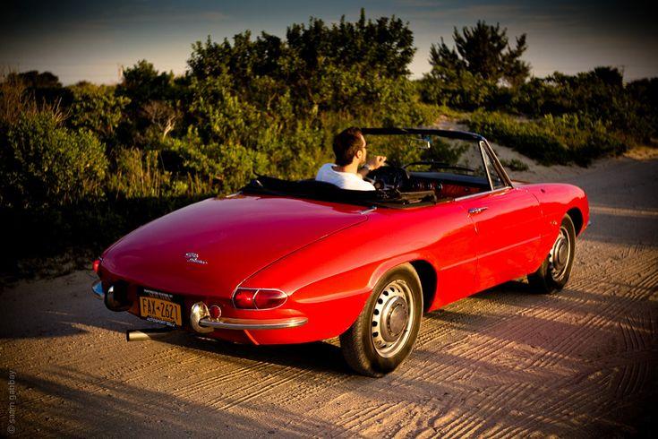 Alfa Romeo Duetto (Saam Gabbay for Petrolicious)