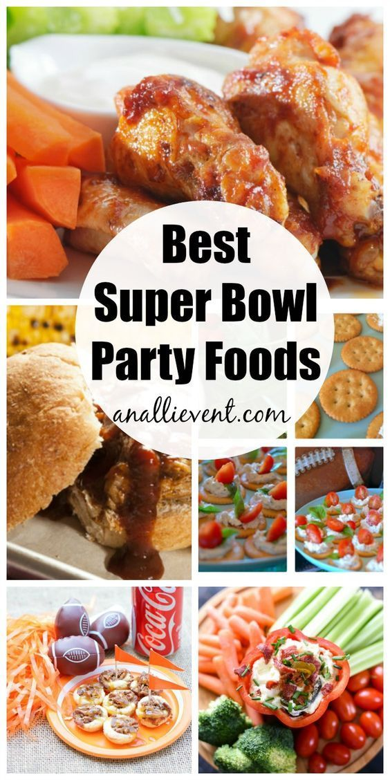 From Spicy Buffalo Wings to Butterfinger Trifle, I've rounded up my most popular Super Bowl Party Foods. These are the ones that my family and friends request every single year. Enjoy!