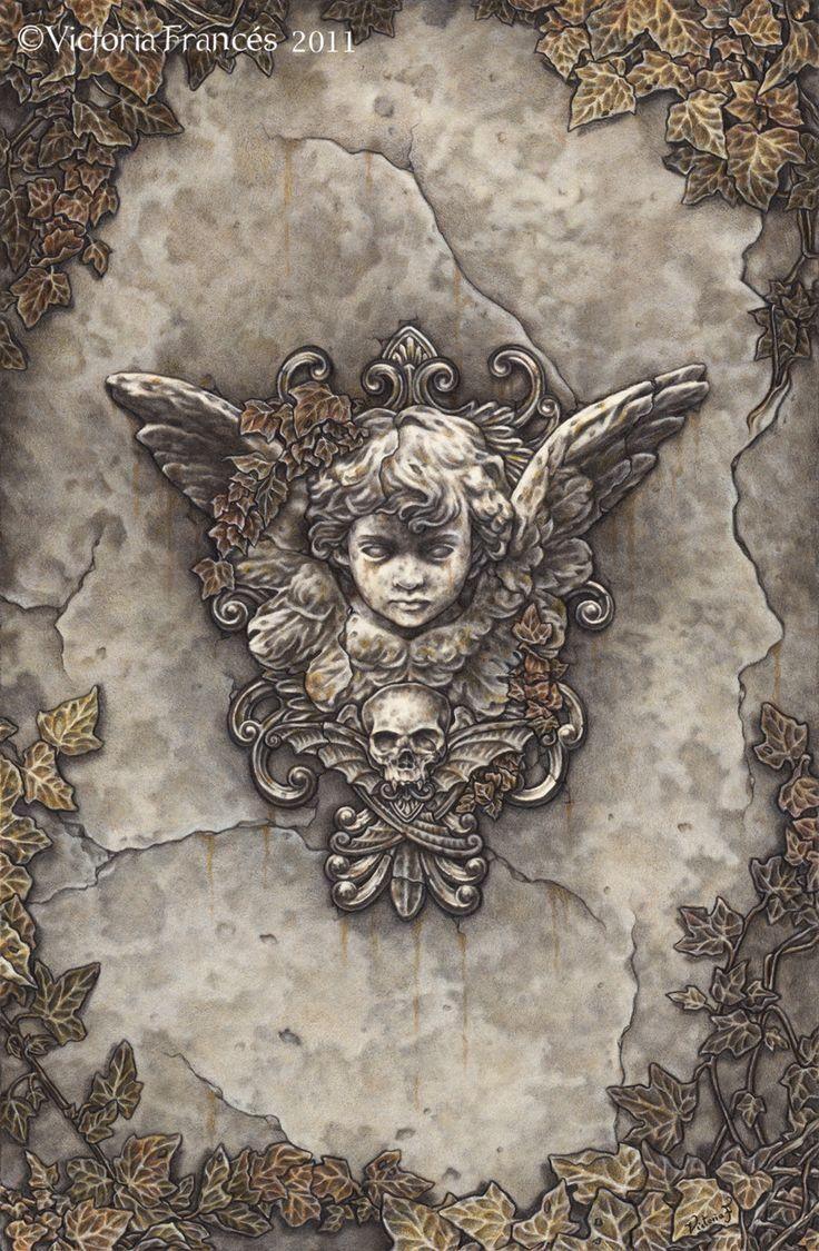 Memento Mori ~ Victoria Frances