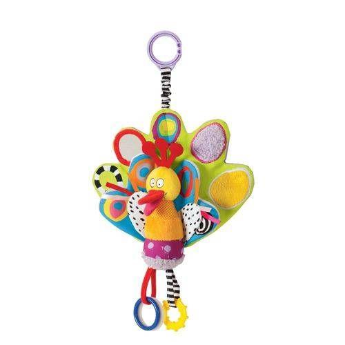 Развивающая игрушка подвеска Павлин Taf Toys  Цена: 382 UAH  Артикул: 11455  Играя с различными формами и элементами подвески ПАВЛИН, малыш развивает воображение, сенсорное восприятие, моторику и эмоциональный интеллект.  Подробнее о товаре на нашем сайте: https://prokids.pro/catalog/igrushki/razvivayushchie_igrushki/podveski/razvivayushchaya_igrushka_podveska_pavlin_taf_toys/