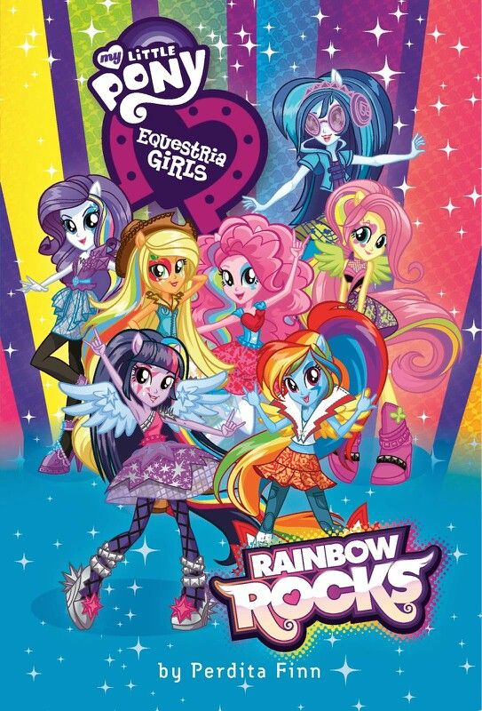 WALT DISNEY PICTURES and HASBRO STUDIOS presents - MY LITTLE PONY: Equestria Girls 2 Rainbow Rocks The Movie