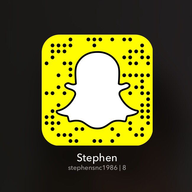 We are #new on #snapchat ! #Follow us to be daily #updated with all the #Stephen stuff.