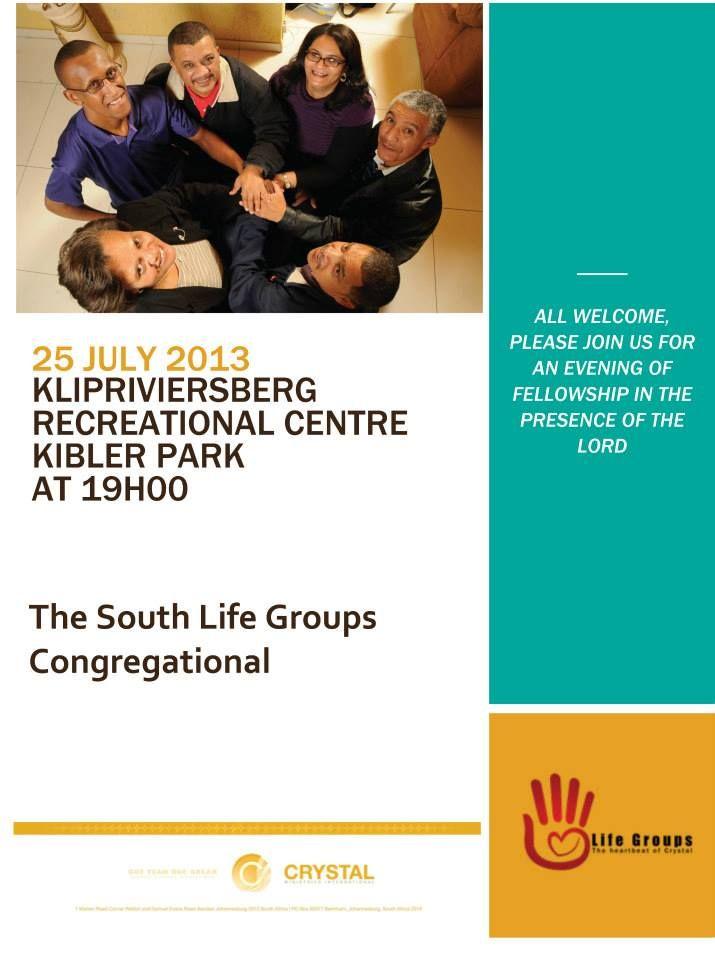 Life Groups Congregational