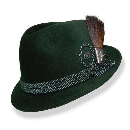 Tyrolean Hat Pins: Biltmore Tyrolean Fedora $235.00