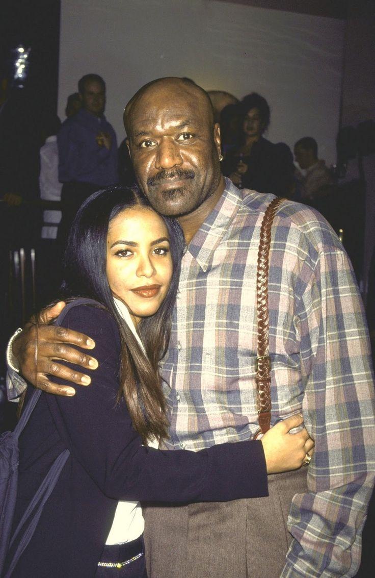 Aaliyah & Delroy Lindo