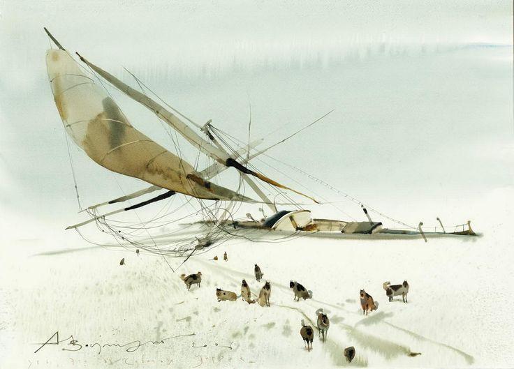 Alas, This Is Not a Dog Sled / Увы, это не собачья упряжка (2006)