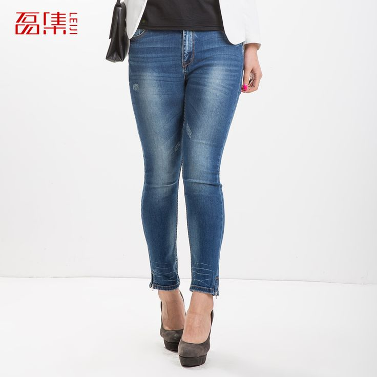 Cheap Jeans on Sale at Bargain Price, Buy Quality Jeans from China Jeans Suppliers at Aliexpress.com:1,Material:denim 2,Decoration:Button,Fake Zippers,Washed 3,component content:96% and above 4,Wash:Medium 5,Jeans Style:Pencil Pants