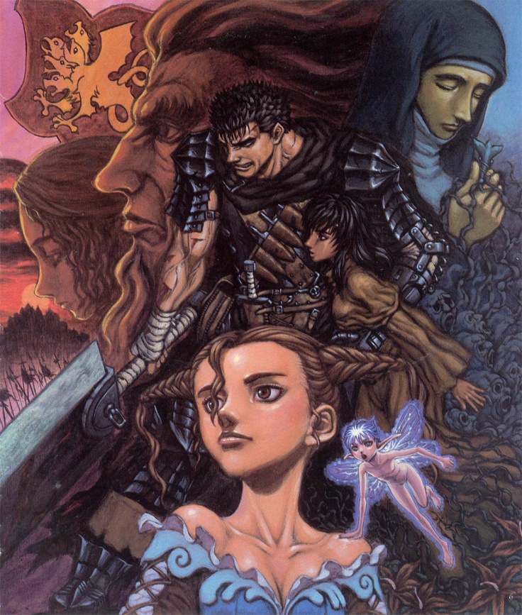 95 Best Images About Berserk Anime On Pinterest