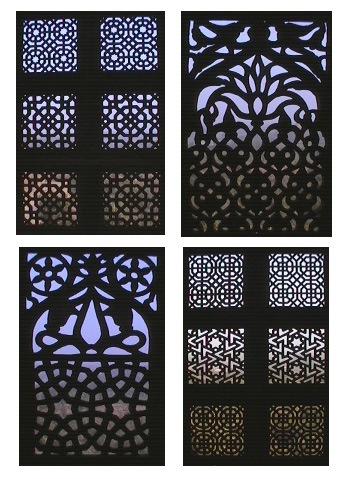 jali screen designs - love the lotus