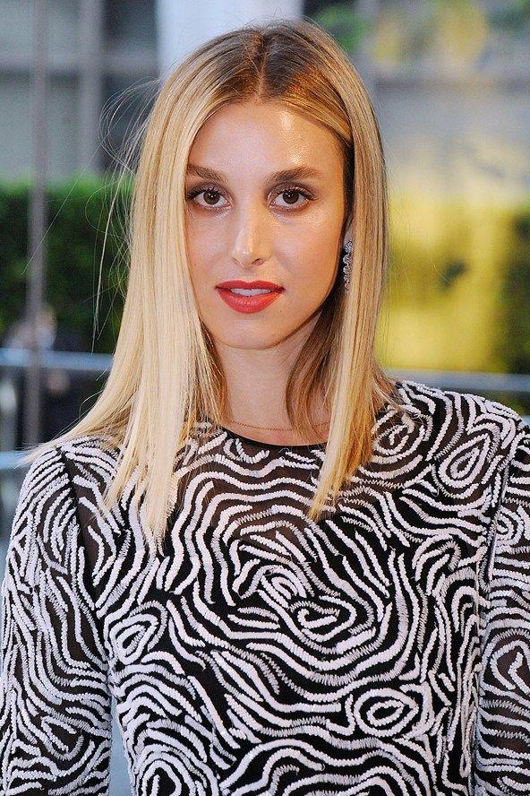 The 51 Best Whitney Port Images On Pinterest Whitney Port Hair