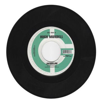 Jacqueline - Hugh Mundell (7 Inch Vinyl)