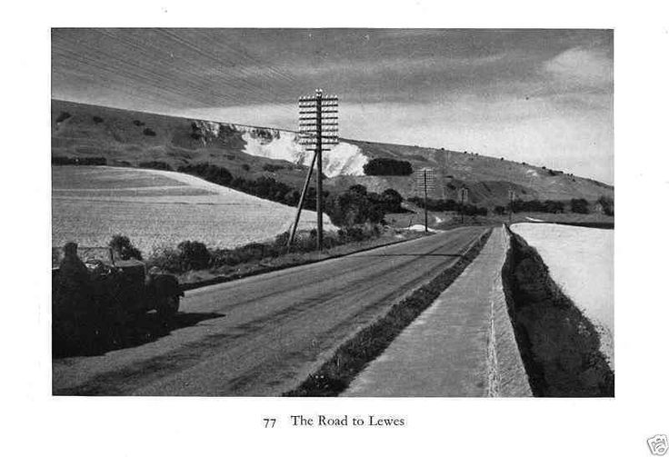 Ringmer to Lewes road at Paygate.